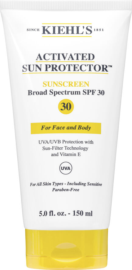 Activated Sun Protector Body & Face SPF 50