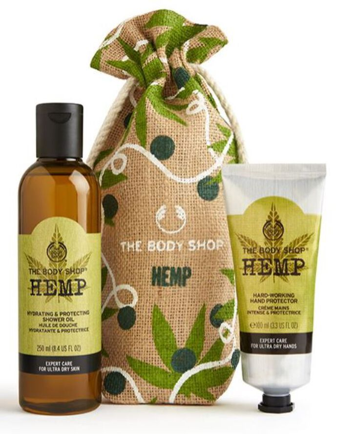Hemp Power Duo Little Gift Sack