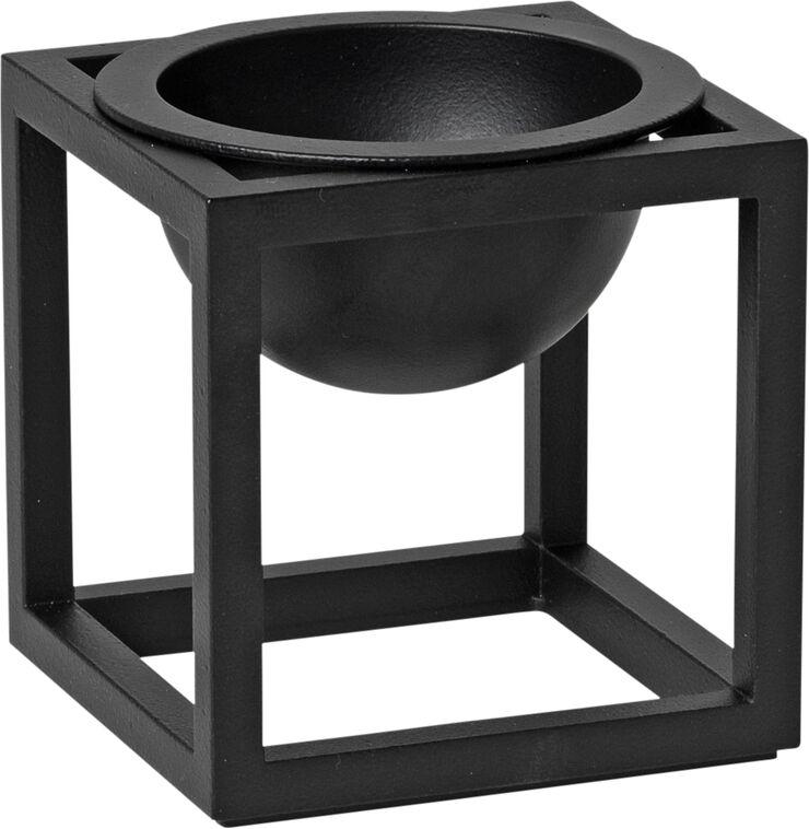 Kubus Bowl mini, black