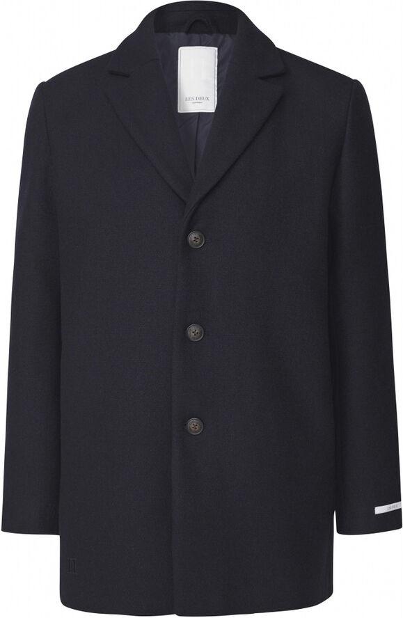 Montgomery Wool Coat