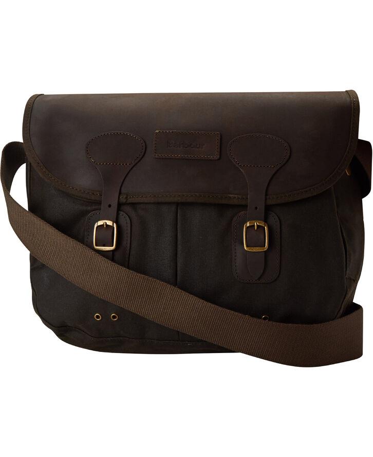 Wax Leather Tarras taske