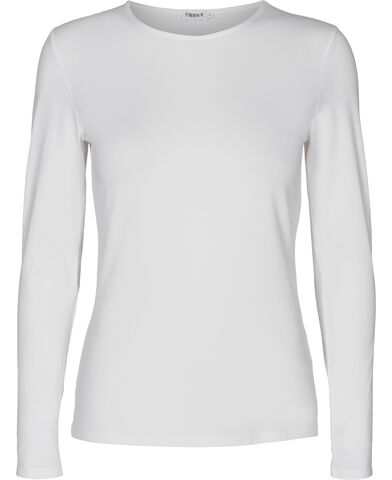 Cotton Stretch Long Sleeve