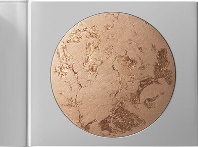 Mineral Bronzing Pudder, Bronze Apricity