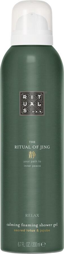 The Ritual of Jing Foaming Shower Gel