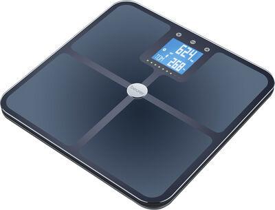 Kropsanalysevægt m. Bluetooth, sort BF 950