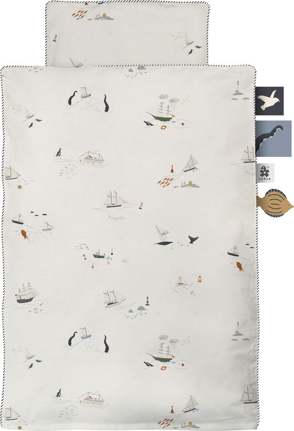 Sengetøj, baby, Seven Seas