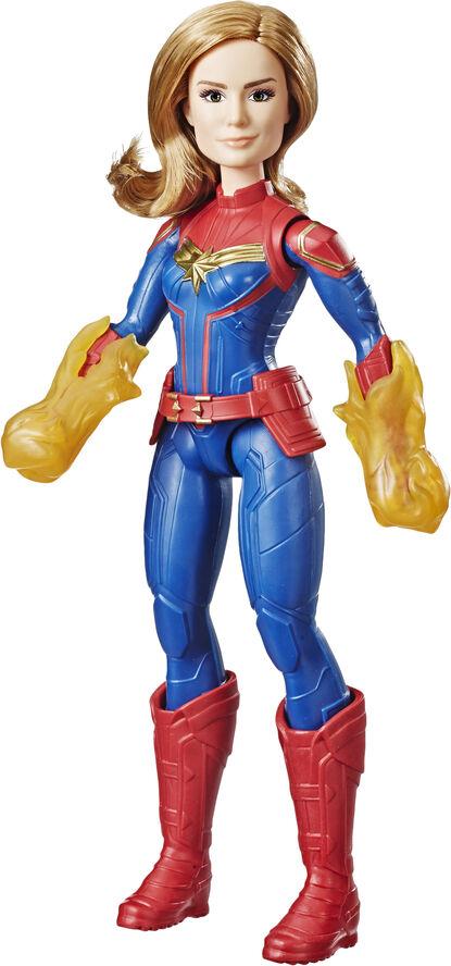 Captain Marvel Cosmic Captain Marvel