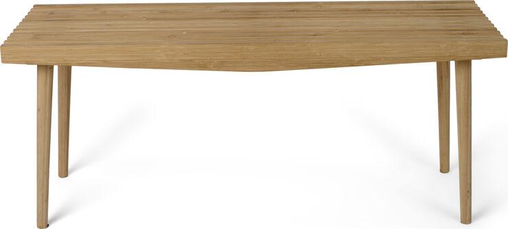 Uno Ora- bench Bamboo