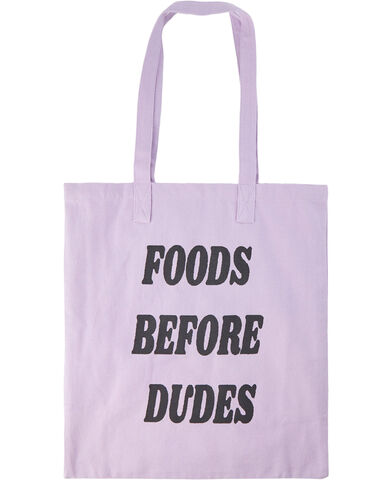 720058 Foods First Tote