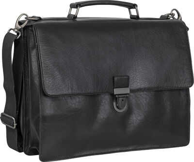Leonhard Heyden Briefcase 2 compartments