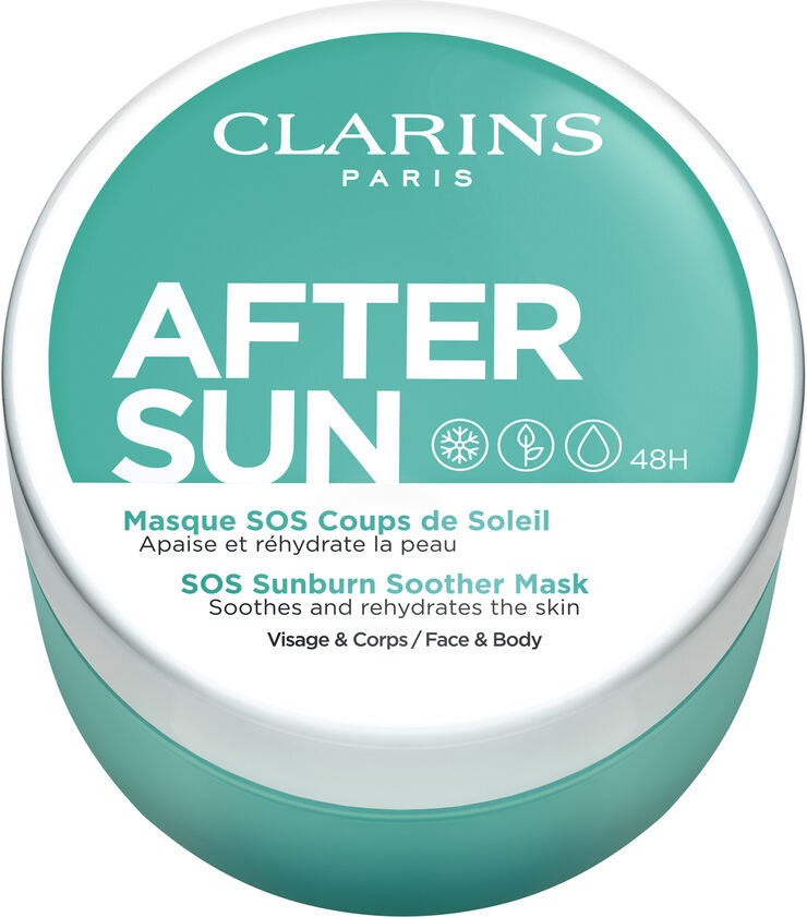 CLARINS After Sun Face & body mask 100 ML