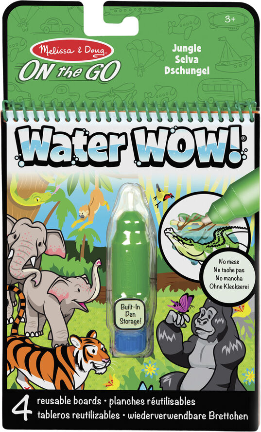 Water Wow! Jungle