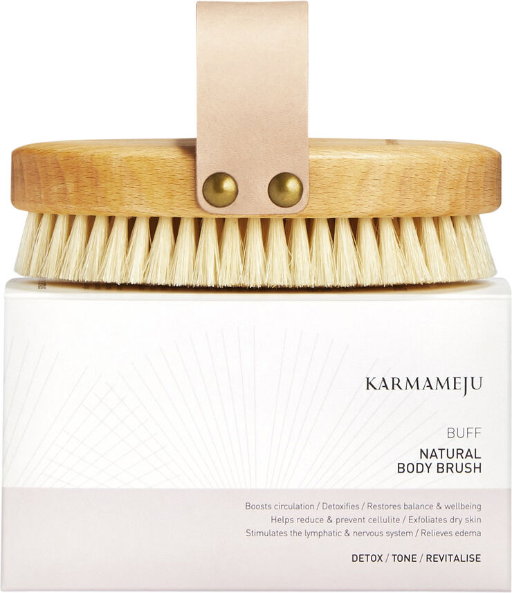 BUFF Natural Body Brush