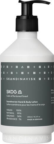 SKOG Hand & Body Lotion 450ml