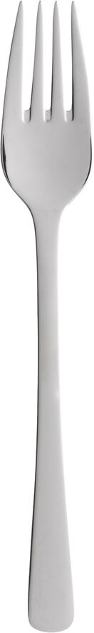 Steel Line bordgaffel blank stål L19,8cm