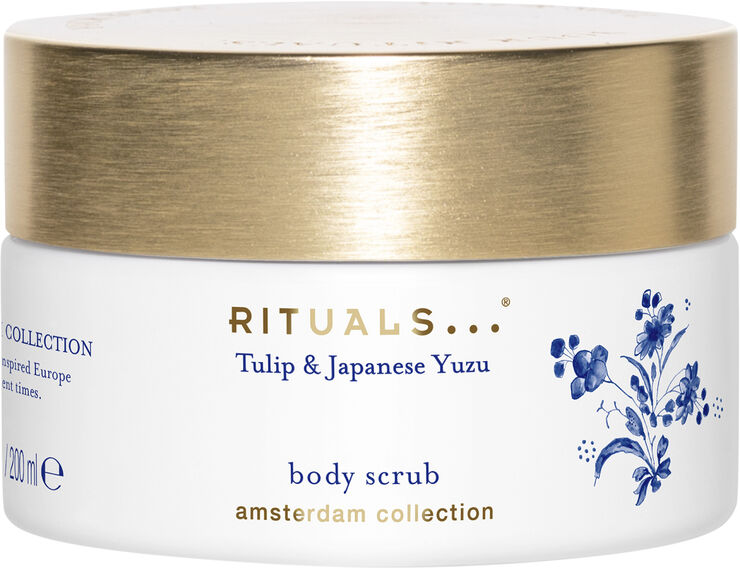 Amsterdam Collection Body Scrub
