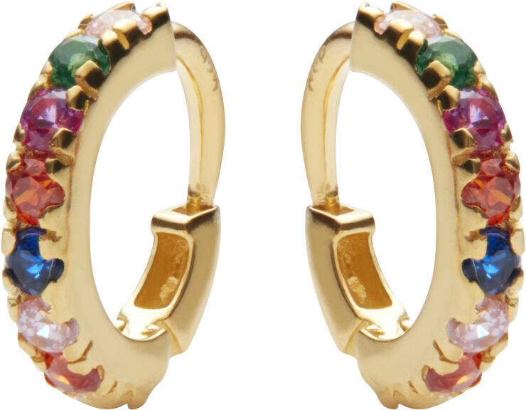 Nubia Color Earrings