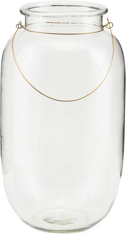 Lanterne, Adena, h: 46 cm, dia: 25 cm