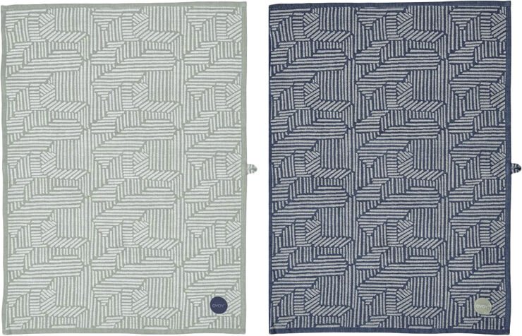 Paddy Tea Towels - 2 Pcs/Set