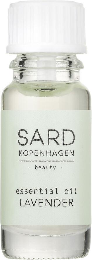 SARDkopenhagen ESSENTIAL LAVENDER OIL, 10 ml.