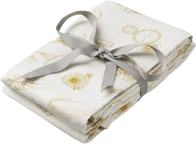 Muslin Cloth 2 Pack - Inventions