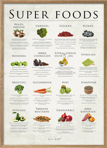 Simon Holst - Super foods