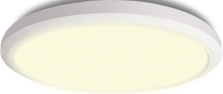 Ultra Light plafond 3 step Ø30 hvid