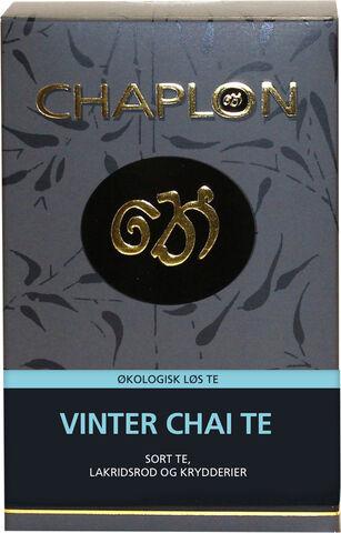 Chaplon Vinter chai te økologisk 100g/9 stk