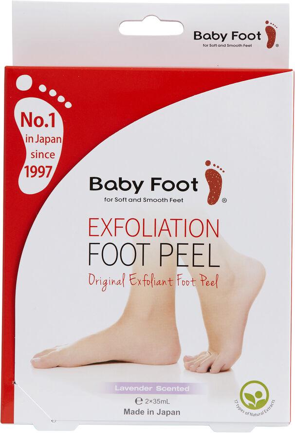 Baby Foot Easy Pack - Fodpeeling