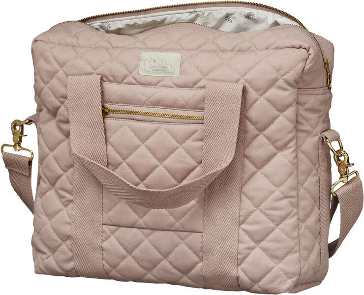 Changing Bag - Soft Rose