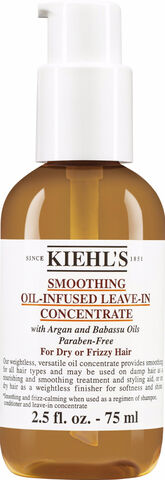 Smoothing Oil-Infused Leave-In Concentrate 75 ml.
