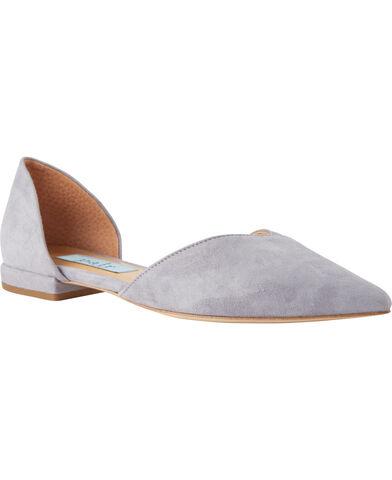 Flad sko