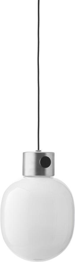 JWDA Pendant Lamp, Brushed Steel
