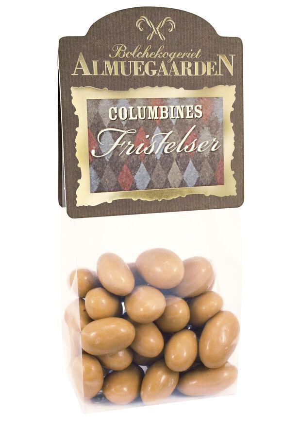 Saltkaramel choko-mandler
