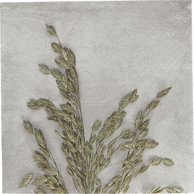Servietter Grass 1 Lysegrå