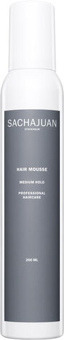 Hair Mousse Medium Hold 250 ml.