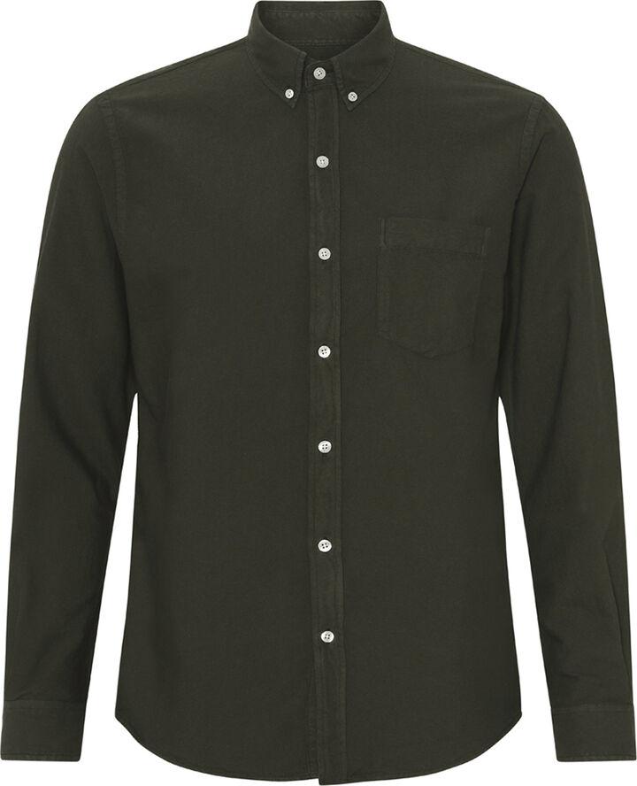 Organic Button Down Shirt