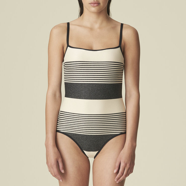 MS Merle swimsuit padded