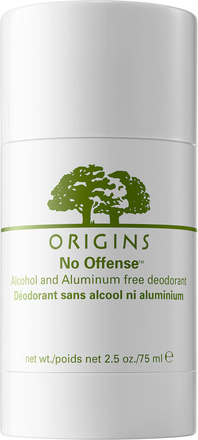Origins No Offense Alcohol and Aluminum free Deodorant 75 ml.