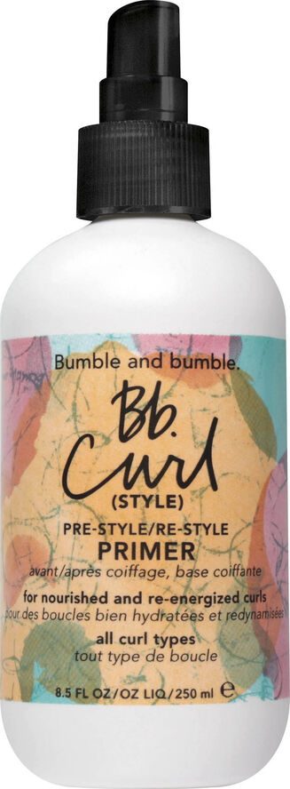 Curl Pre-Style/Re-Style Primer 250 ml.