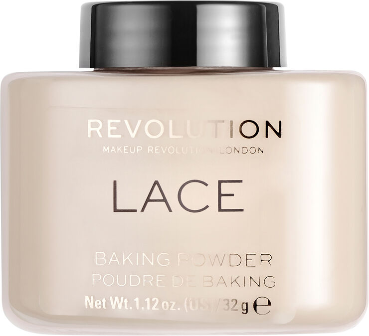 Revolution Lace Baking Powder