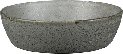 Suppeskål dia18cm grå Bitz