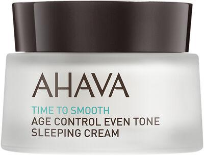 Age Control Even Tone Sleeping Cream 50 ml.