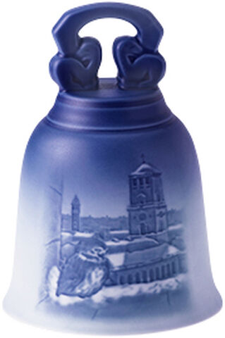 Royal Copenhagen samlerartikler 2020 - Juleklokke: Vor Frue Kirke