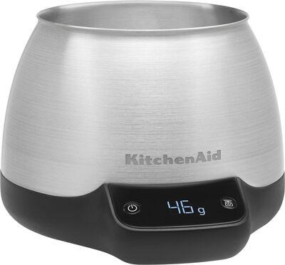 Artisan kaffevægt/køkkenvægt mat stål 140 g