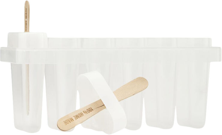 Ice Making Set w. 100 pcs. Ice Cream Sticks