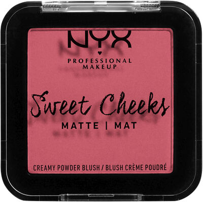 Sweet Cheeks Blush Creamy Powder Blush Matte