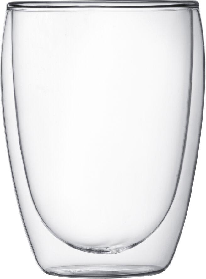 PAVINA Dobbeltvægget glas 2 stk. 0.35 L