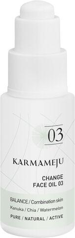 CHANGE Face Oil 03 40 ml.