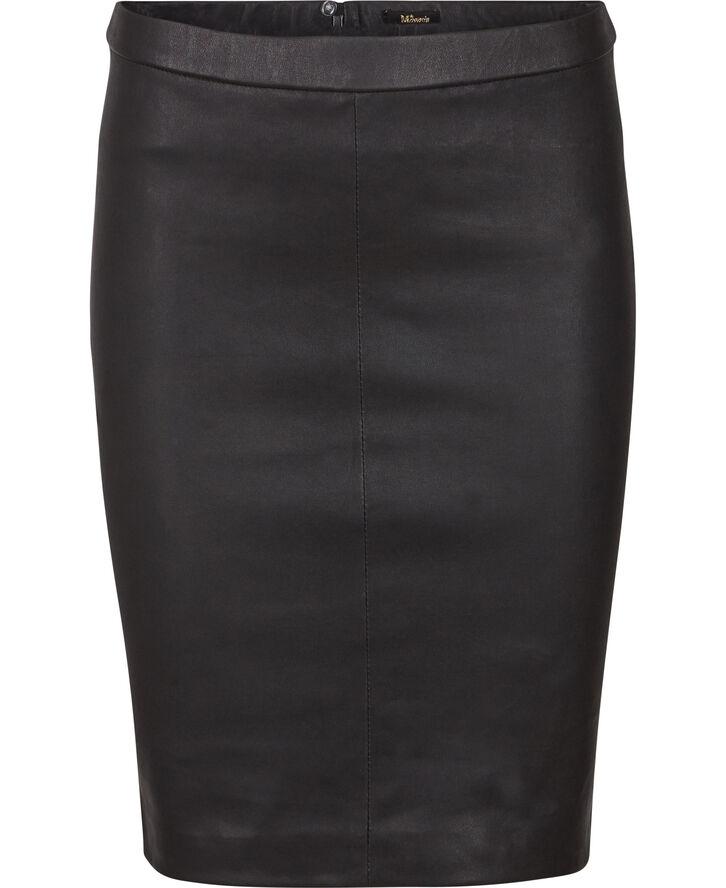 Evy 3 skind nederdel